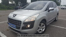Used 2013 PEUGEOT 3008 BG497127 for Sale for Sale