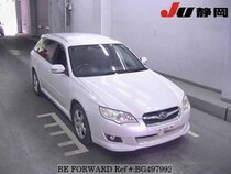 Used 2007 SUBARU LEGACY TOURING WAGON BG497992 for Sale for Sale