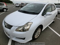 Used 2009 TOYOTA BLADE BG500037 for Sale for Sale