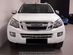 Best Price Used ISUZU D-MAX for Sale - Japanese Used Cars BE