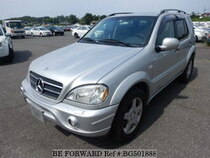Used 2000 MERCEDES-BENZ M-CLASS BG501888 for Sale for Sale