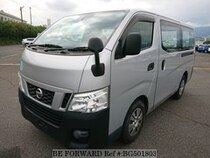 Used 2013 NISSAN CARAVAN VAN BG501803 for Sale for Sale