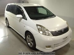 Best Price Used TOYOTA ISIS for Sale - Japanese Used Cars BE