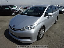 Used 2014 TOYOTA WISH BG477565 for Sale for Sale