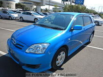 Used 2005 TOYOTA COROLLA RUNX BG486605 for Sale for Sale