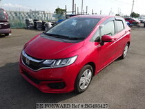 Used 2018 HONDA FIT BG493427 for Sale for Sale