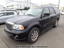 Used 2006 LINCOLN NAVIGATOR BG493449 for Sale for Sale