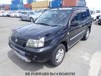 Used 2005 NISSAN X-TRAIL BG493785 for Sale for Sale