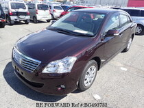 Used 2008 TOYOTA PREMIO BG493733 for Sale for Sale