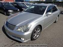Used 2004 TOYOTA CROWN BG493828 for Sale for Sale