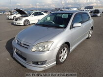 Used 2005 TOYOTA COROLLA RUNX BG498689 for Sale for Sale