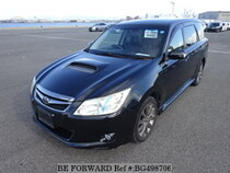 Used 2009 SUBARU EXIGA BG498706 for Sale for Sale
