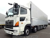 Used 2015 HINO PROFIA BG499668 for Sale for Sale