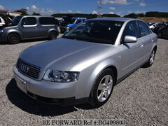 Best Price Used AUDI A4 for Sale - Japanese Used Cars BE FORWARD