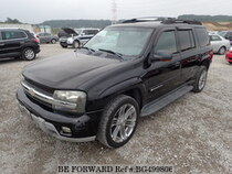 Used 2002 CHEVROLET TRAILBLAZER BG499806 for Sale for Sale