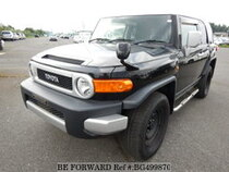 Used 2011 TOYOTA FJ CRUISER BG499870 for Sale for Sale