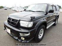Used 2000 TOYOTA HILUX SURF BG499849 for Sale for Sale