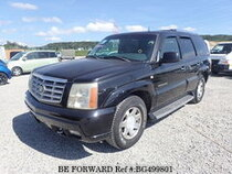 Used 2002 CADILLAC ESCALADE BG499801 for Sale for Sale