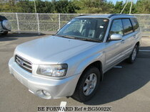 Used 2003 SUBARU FORESTER BG500220 for Sale for Sale