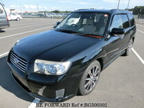 Used 2006 SUBARU FORESTER BG500302 for Sale for Sale