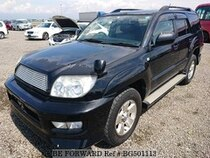 Used 2005 TOYOTA HILUX SURF BG501113 for Sale for Sale