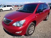 Used 2007 TOYOTA HARRIER BG501118 for Sale for Sale