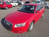 Used 2007 AUDI A4 BG501050 for Sale for Sale