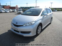 Used 2011 TOYOTA WISH BG501481 for Sale for Sale