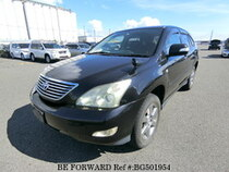 Used 2006 TOYOTA HARRIER BG501954 for Sale for Sale