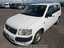 Used 2002 TOYOTA SUCCEED VAN BG503154 for Sale for Sale