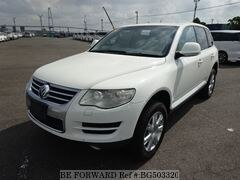 Best Price Used VOLKSWAGEN TOUAREG for Sale - Japanese Used