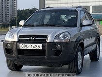 Used 2006 HYUNDAI TUCSON BG504556 for Sale for Sale
