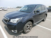Used 2012 SUBARU FORESTER BG503345 for Sale for Sale