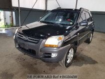 Used 2005 KIA SPORTAGE BG504595 for Sale for Sale