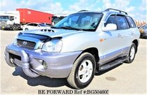 Used 2001 HYUNDAI SANTA FE BG504605 for Sale for Sale