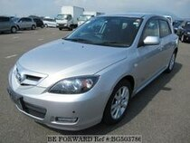 Used 2006 MAZDA AXELA SPORT BG503786 for Sale for Sale