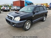 Used 2002 HYUNDAI SANTA FE BG505262 for Sale for Sale