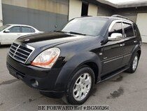 Used 2007 SSANGYONG REXTON BG505264 for Sale for Sale