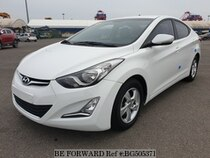 Used 2013 HYUNDAI AVANTE (ELANTRA) BG505371 for Sale for Sale