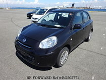 Used 2010 NISSAN MARCH BG505771 for Sale for Sale