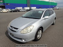 Used 2003 TOYOTA CALDINA BG505720 for Sale for Sale