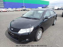 Used 2008 TOYOTA ALLION BG505721 for Sale for Sale
