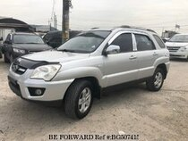 Used 2008 KIA SPORTAGE BG507415 for Sale for Sale