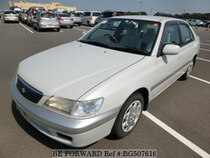 Used 1998 TOYOTA CORONA PREMIO BG507616 for Sale for Sale