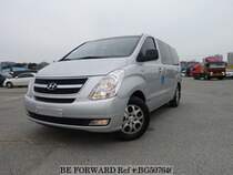 Used 2009 HYUNDAI STAREX BG507646 for Sale for Sale