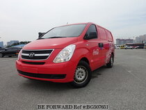 Used 2011 HYUNDAI STAREX BG507651 for Sale for Sale