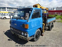 Used 1984 MITSUBISHI CANTER BG507997 for Sale for Sale