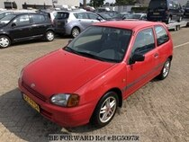 Used 1997 TOYOTA STARLET BG509736 for Sale for Sale