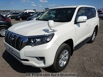 Used 2018 TOYOTA LAND CRUISER PRADO BG509563 for Sale for Sale