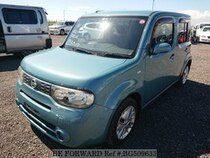 Used 2009 NISSAN CUBE BG509633 for Sale for Sale